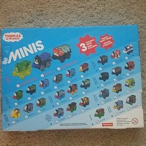 Thomas & Friends Minis (Buzzin Insect Theme)